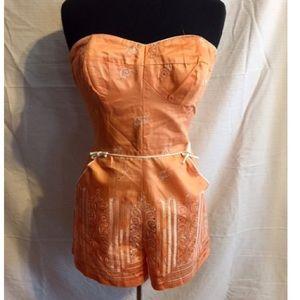 Reel Poise by Bestlyne Co. Dresses - Reel Poise by Bestlyne Co. Vintage Playsuit